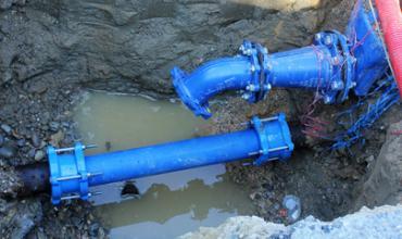 Réseau eau potable